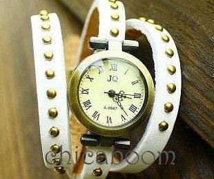 Новая тенденция мира моды — часы с длинным ремешком