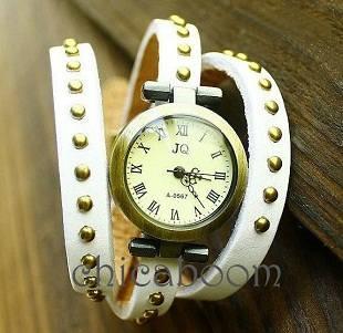 Новая тенденция мира моды - часы с длинным ремешком