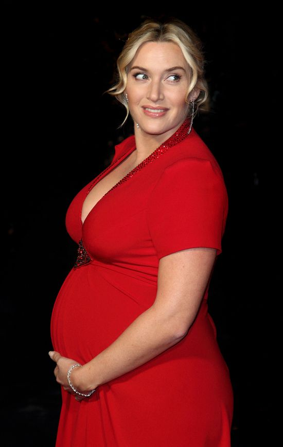 Звезда Титаника, Кейт Уинслет, беременна