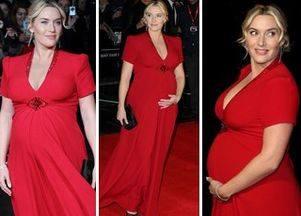 Звезда Титаника Кейт Уинслет беременна