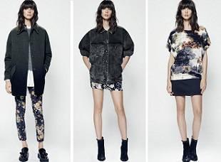 Зимние тенденции моды от Mango