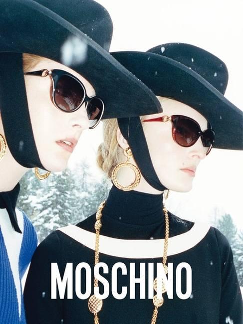 Moschino для гламурных лыжников и сноубордистов