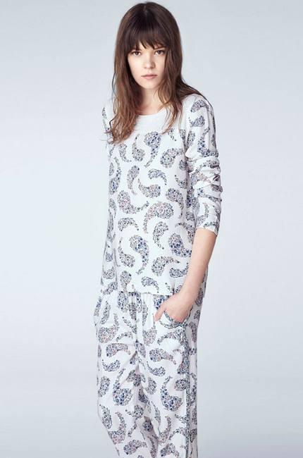Зимние пижамы Oysho