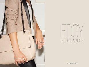 Новое предложение от Parfois — Edgy Elegance