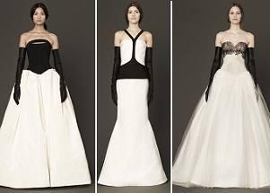 Vera Wang свадебная коллекция весны