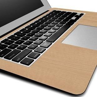 Деревянный ноутбук? Почему бы и нет?