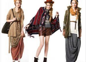 Много вязаных вещей в Zara Casual