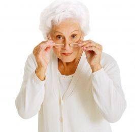 Причины старения являются обратимыми!