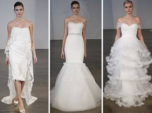 Платья невесты от Marchesa для сезона весна-лето