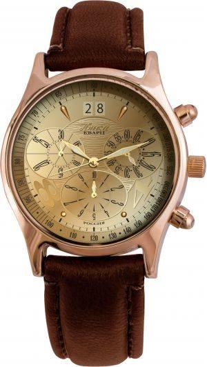 Золотые часы в подарок в интернет-магазине Daru