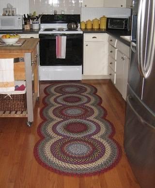 Необходим ли ковер на кухне
