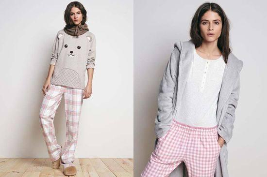 Новый каталог пижам Oysho