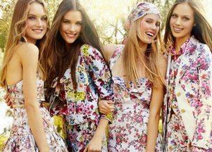Розы и другие цветы от Dolce&Gabbana