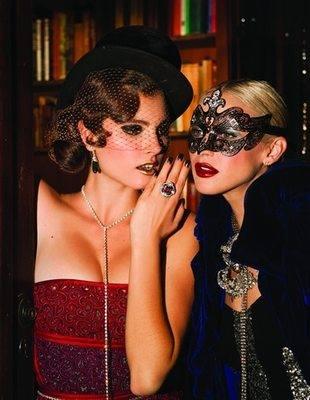 Secret Society — праздничная коллекция марки Orly