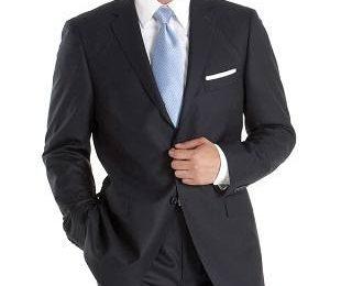 Мужская деловая мода