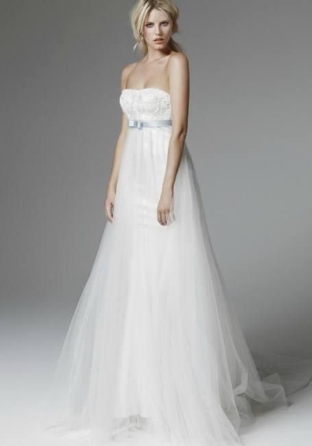 Коллекция свадебных платьев Blumarine