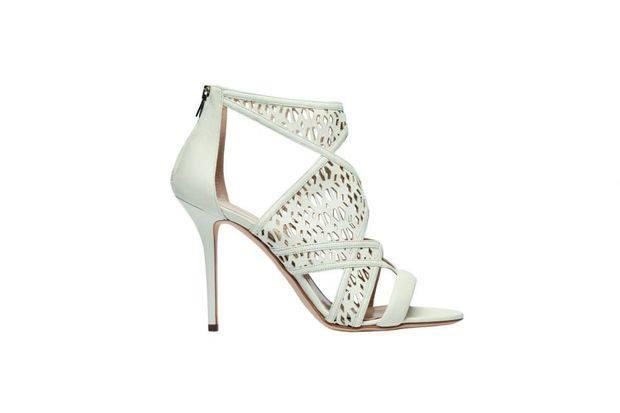 Elie Saab - коллекция обуви Resort 2014