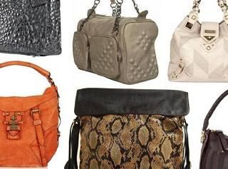 Кожаная сумка для деловой женщины