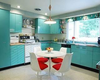 Как правильно выбрать цвет для интерьера кухни?