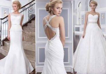 Свадебные платья Lillian West на весну