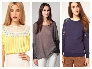 Женские футболки и майки, обзор на весну и лето