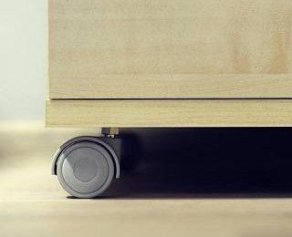 Удобство передвижной мебели