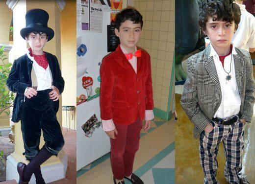 Самый модный восьмилетний мальчик в мире