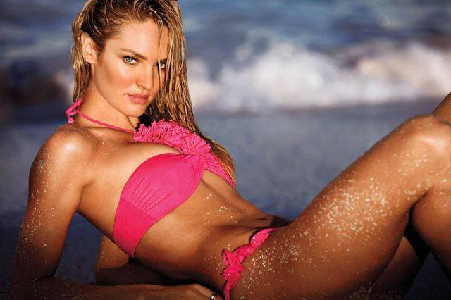 Звезды Victoria's Secret в последнем каталоге