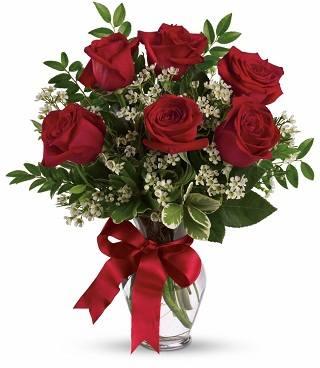 Как выбрать букет роз в подарок к празднику