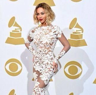 Несколько интересных фактов о платье Бейонсе