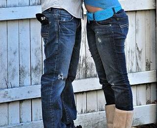 Модные джинсы в сезоне весна-лето