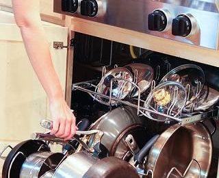 Какая посуда должна быть на кухне. Подробная инструкция, как выбрат посуду.