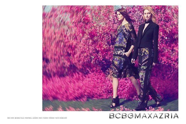 Сказочная кампания Max Azria на весну-лето