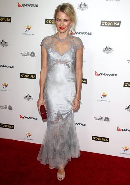 Наоми Уоттс в феноменальном платье Marchesa