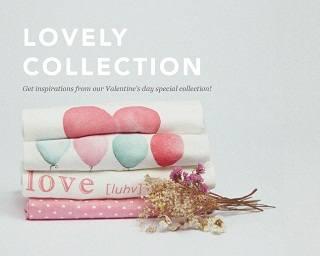 Нежная коллекция Oysho на День Святого Валентина