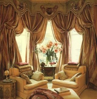 Как выбрать красивые шторы?