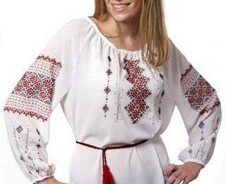 Этническая одежда — вышиванки