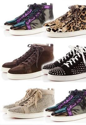 Louboutin - предложения обуви для мужчин