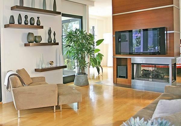 Дом Николь Кидман в частном сектре в Беверли-Хиллз