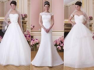 Свадебные платья Sweetheart — коллекция