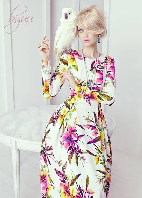 Bizuu - коллекция одежды на весну-лето 2014