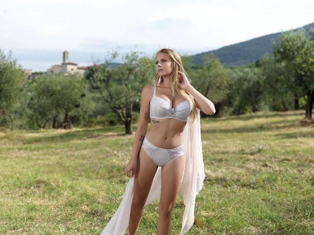 Нижнее белье Dalia для женщин размера плюс