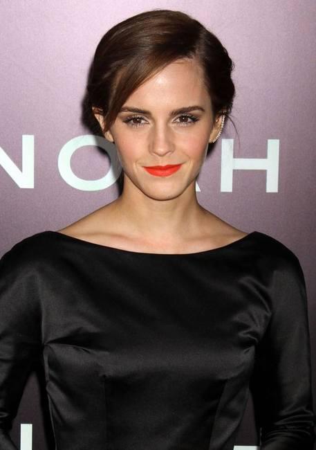 Эмма Уотсон был омрачена на премьере фильма