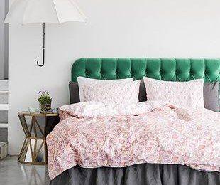H&M Home — коллекция постельного белья на весну