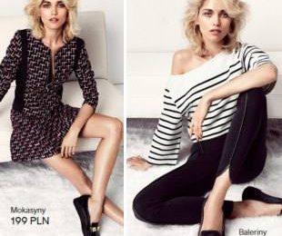 H&M Shoes: модная тенденция — плоский каблук