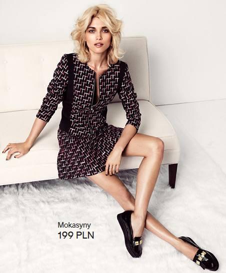 H&M Shoes: модная тенденция - плоский каблук
