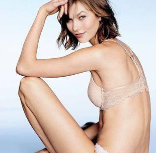 Карли Клосс в белье из новой коллекции Victoria's Secret