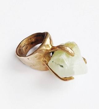 В моде оригинальные дизайнерские кольца