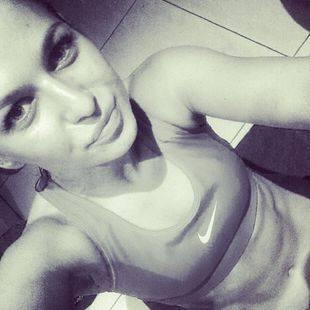 Анна Левандовски — новое лицо Nike в Польше