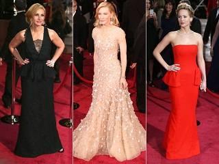 Одежда звезд, наминированных на Оскар